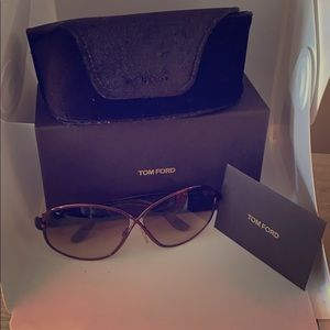 Tom Ford sunglasses, never worn!